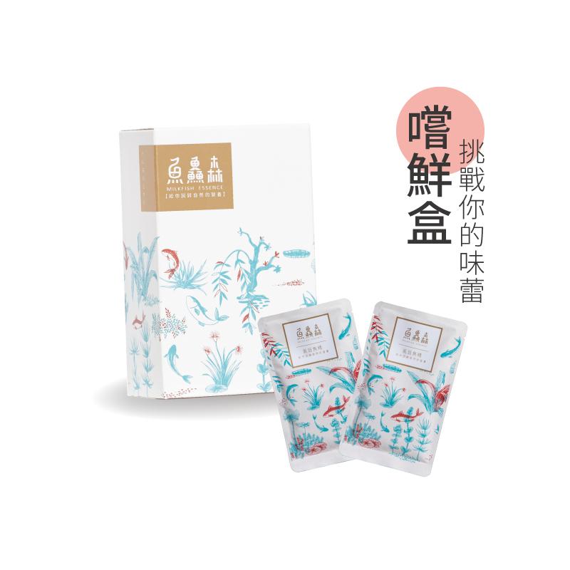 韓國黃太太-虱目魚精嚐鮮組
