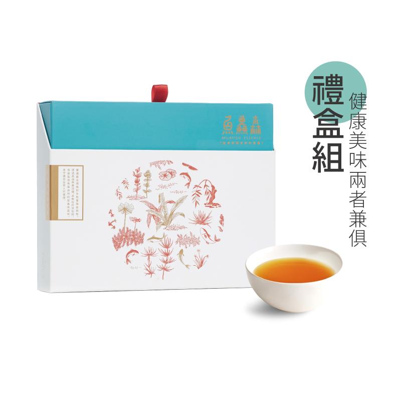 虱目魚精禮盒組