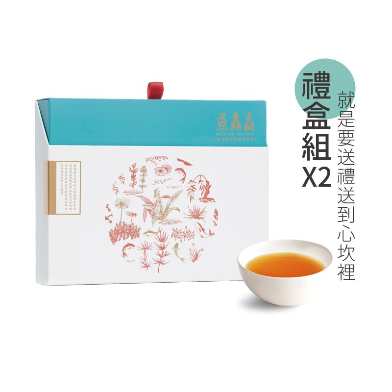 虱目魚精禮盒二盒組